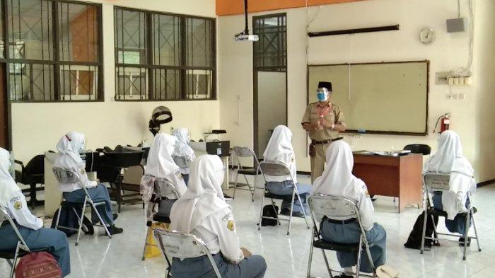 Sempat Tertunda, Pelaksanaan Uji Coba Pembelajaran Tatap Muka di Satu Sekolah Klaten Dimulai Besok