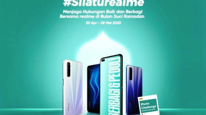 Realme Luncurkan Program 'Silaturealme' untuk Berbagi Kebaikan saat Ramadan
