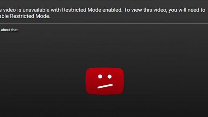 Apa yang Bikin Pencarian Youtube Belakangan Jadi 'Gaib?'