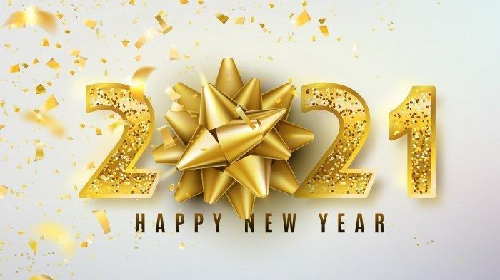 Inspirasi Ucapan Selamat Tahun Baru 2021 : Berisi Doa, Harapan Baik dan Optimisme!