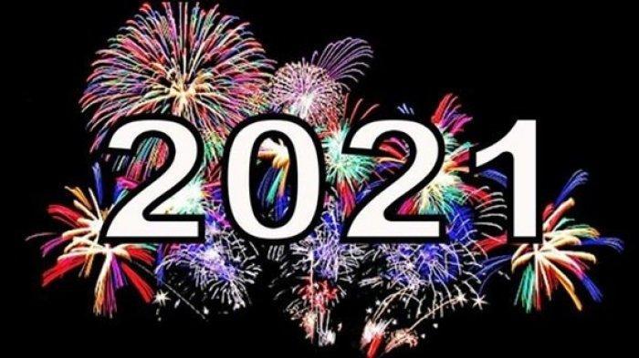 Kumpulan Kata Kata Bijak Untuk Menyambut Tahun Baru 2021 Tribun Jogja