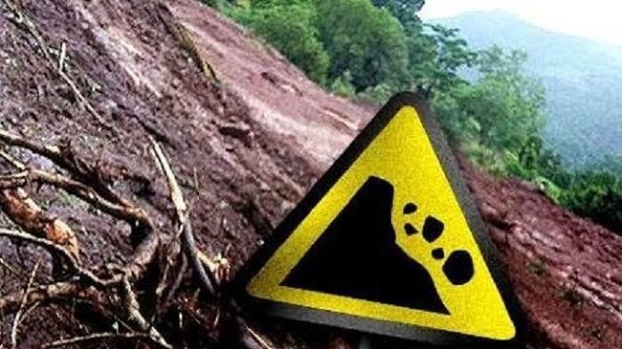 BPBD DIY : Sepanjang 2020, Sebanyak 414 Bencana Tanah Longsor Terjadi di DI Yogyakarta