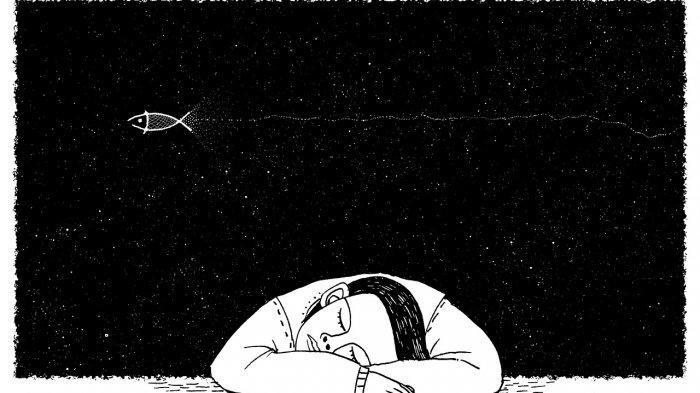 Doa Sebelum Tidur : Bismika allahumma ahyaa wa amuut