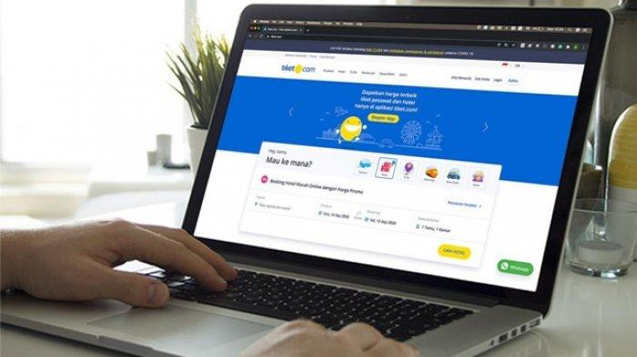 Peringati Momen Satu Dekade Berkarya, Tiket.com Usung Tema '10 Tahun Selalu Ada Tiketnya!'