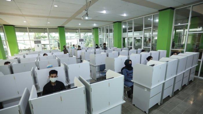 15.307 Peserta Akan Mengikuti UTBK di Kampus UGM Yogyakarta