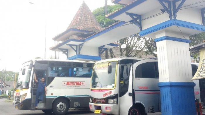 Imbas Pelarangan Mudik, Jumlah Penumpang di Terminal Tidar Alami Penurunan