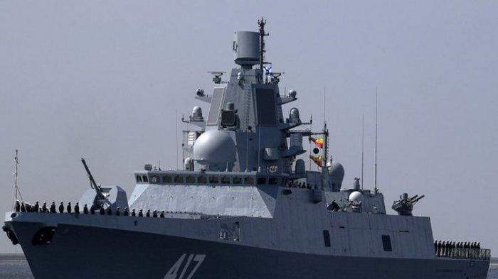 Indonesia Datangkan Kapal Perang Buatan Italia, Fregat FREMM Dilengkapi Volcano Gun