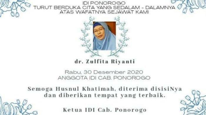 640 Dokter di Indonesia Gugur Terpapar Covid-19, Terbanyak dari Jawa Timur