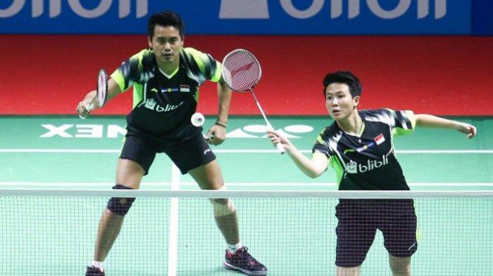 Indonesia Open 2018 - Menangi Duel Atas Wakil Jepang, Tontowi/Liliyana Raih Tiket Perempat Final
