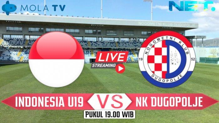 INDONESIA VS NK DUGOPOLJE