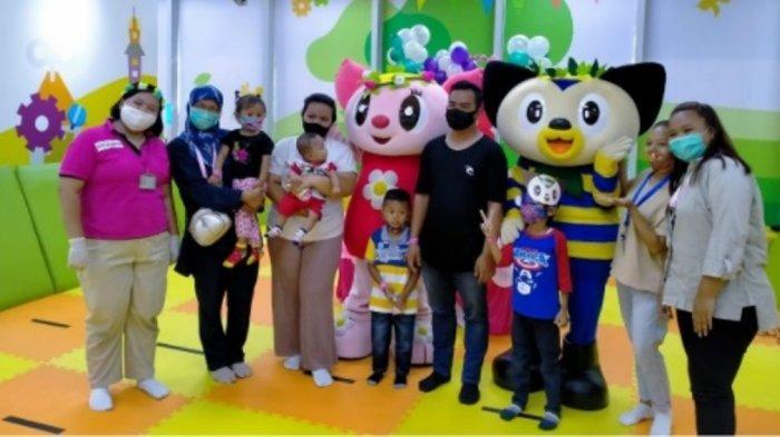Indoor Playground kidzooona dan AEON Fantasy Carnival Terapkan Protokol Kesehatan