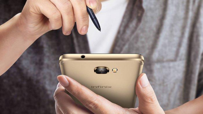Infinix Note 4 Pro Hadir dengan Pen Stylus