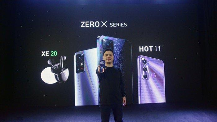Infinix Zero X Series Resmi Dijual di Indonesia, Bisa Buat Main Game Tanpa Tersendat!