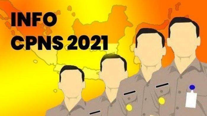 Info Penerimaan CPNS 2021