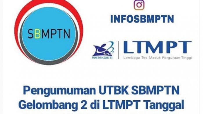Selesai UTBK, Pendaftaran SBMPTN Mulai Dibuka 10 Juni