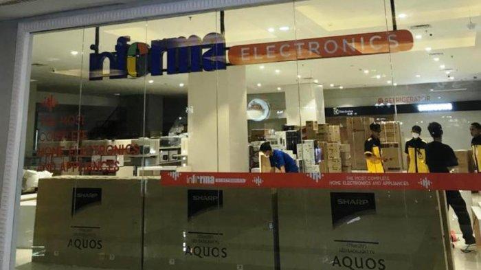 Informa Electronics Lengkapi Pilihan Belanja di Jogja City Mall