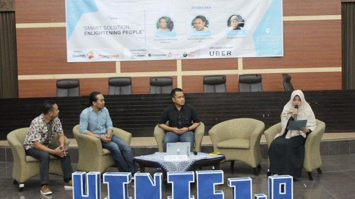 UINIC 1.0 Prodi Teknik Informatika Pacu Lahirnya Pioneer Bidang TI