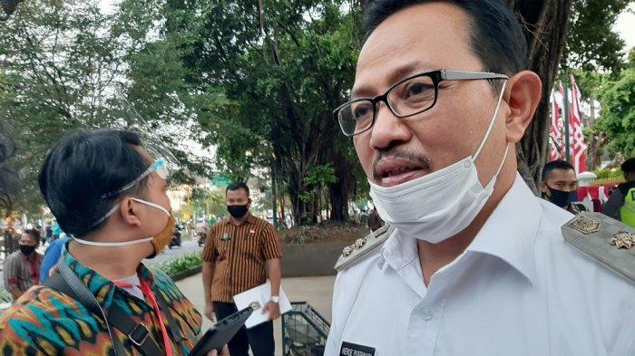 Ini Respon Wakil Wali Kota Yogyakarta Saat Jokowi Bagikan Paket Sembako untuk Warganya
