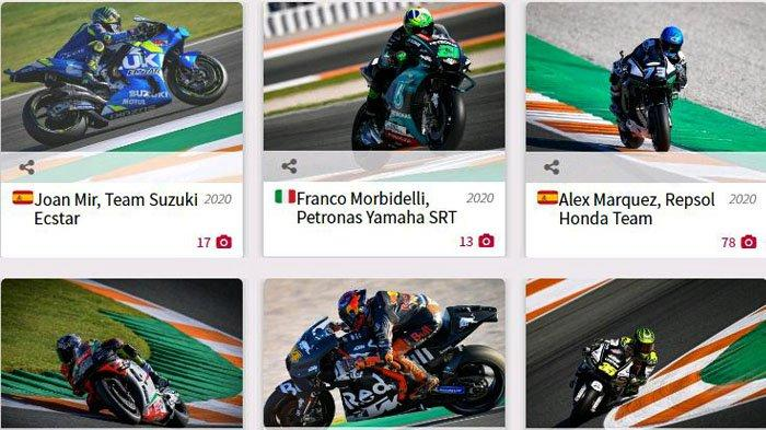 Inilah Daftar Pebalap MotoGP 2020, Rookie Naik Kelas Gabung Honda, KTM FR dan KTM Tech3