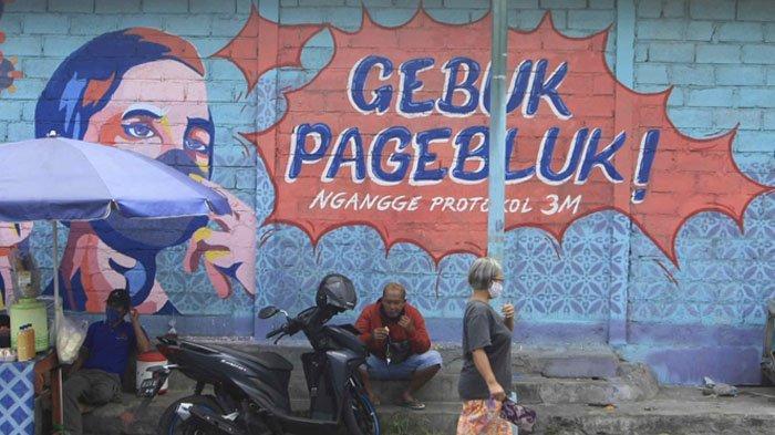 Kabar Terbaru Jumlah Pasien Covid-19 Yogyakarta Termasuk Klaster Wirobrajan
