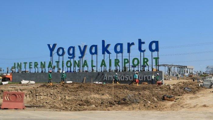 Pembangunan Infrastruktur Bandara YIA Kulonprogo, Ada Jalan Layang hingga Stasiun Bandara