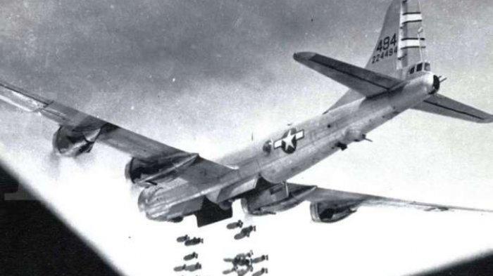 Inilah Pesawat AS yang Jatuhkan Bom Atom di Nagasaki 9 Agustus 1945