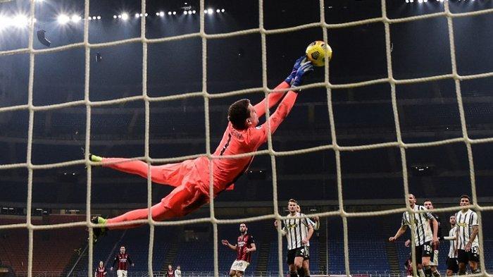LIGA ITALIA: Ini Jawaban Szczesny di Tengah Kabar Kepergiannya & Donnarumma ke Juventus