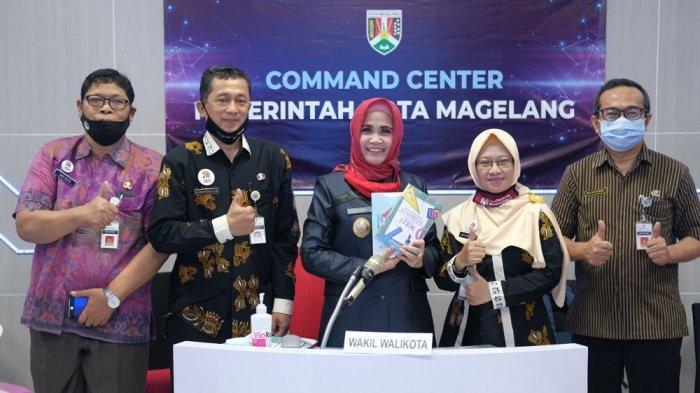 INOBEL I-STEM/STEAM Kota Magelang Raih Top 45 Inovasi Pelayanan Publik