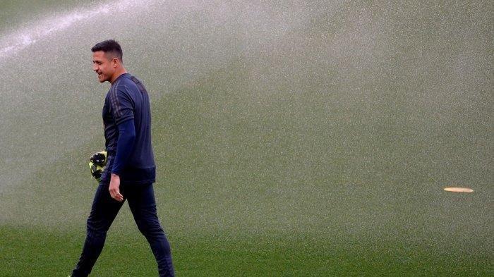 Inter Milan Belum Putuskan Nasib Alexis Sanchez, Permanen atau Dipulangkan ke MU