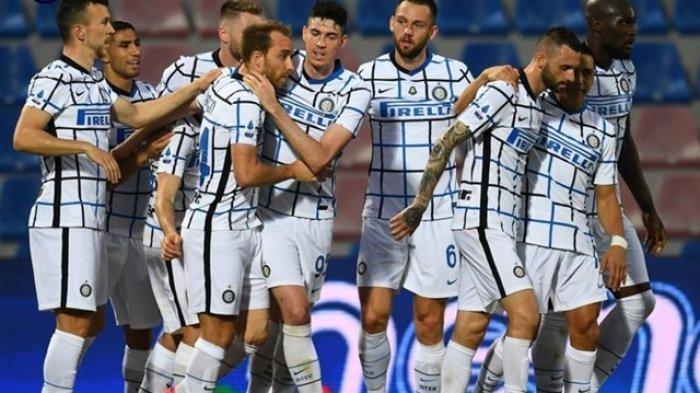 Inilah yang Dilakukan Pemain Inter Milan 2020/2021 Ketika Nerazzurri Juara Serie A 2010