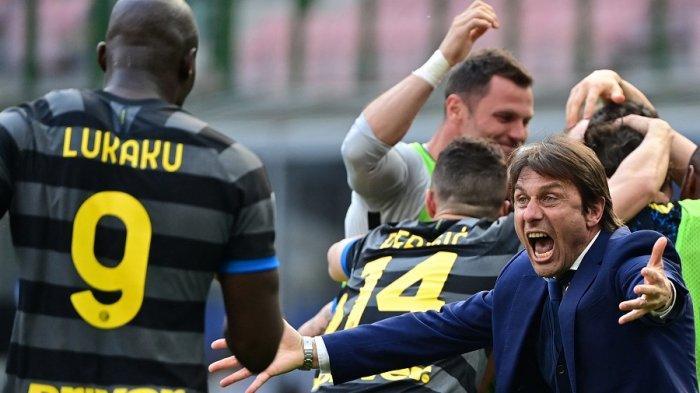 Crotone Vs Inter Milan, Nerazzuri di Ambang Patahkan Hegemoni Si Nyonya Tua