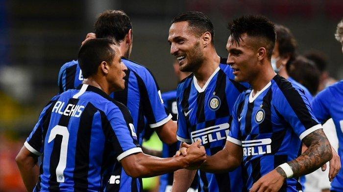 Inter Milan vs Getafe - Jadwal dan LINK Live Streaming Liga Eropa, Laga Hidup Mati