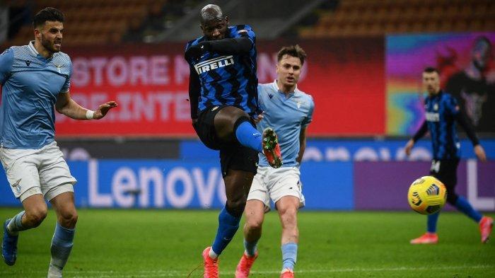 Striker Inter Milan Romelu Lukaku