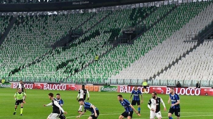Link Siaran Live Streaming INTER MILAN vs JUVENTUS Semifinal Coppa Italia Malam Ini, Tayang di TVRI