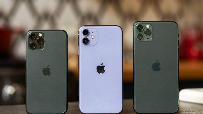 Apple Nomor Satu, Gusur Samsung dan Benamkan Huawei