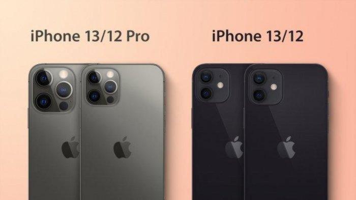 Perbandingan iPhone 13 Pro Max dengan Samsung Galaxy S21+5G
