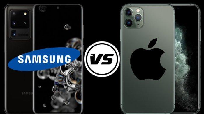 Begini Reaksi Samsung Soal iPhone 13 yang Baru Saja Diluncurkan