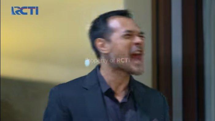 Irfan meluapkan emosi kepada Papa Surya