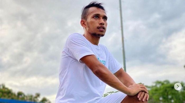 Winger PSS Sleman Irfan Jaya Kembali Penuhi Panggilan Timnas Indonesia