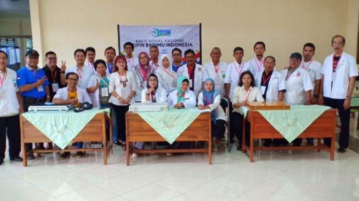 Iropin DIY Berikan 105 Kacamata Gratis untuk Siswa SMPN 1 Ngaglik
