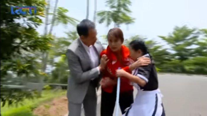 Irvan menyelamatkan Mama Rosa