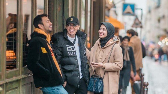 Cerita Zaskia Sungkar dan Irwansyah ke Raffi Ahmad soal Program Bayi Tabung di Belanda