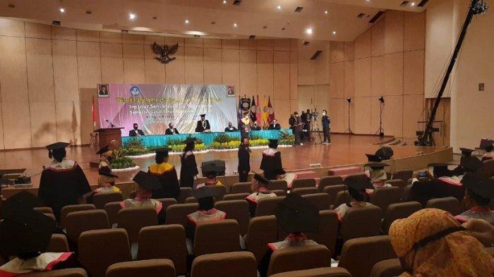 ISI Yogyakarta Selenggarakan Wisuda Secara Blended System