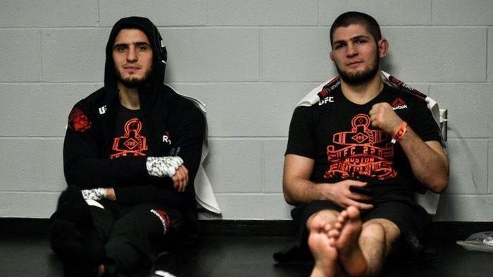 Islam Makhachev Digadang-gadang Jadi Penerus Khabib Nurmagomedov di UFC