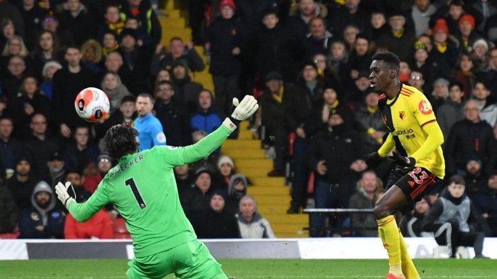 Liverpool Siap Ajukan Tawaran ke Watford untuk Gaet Ismaila Sarr