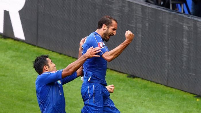 Italia Sukses Singkirkan Spanyol