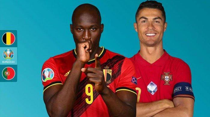 Pemenang BELGIA  vs PORTUGAL Ketemu Italia di Perempat Final Euro 2020