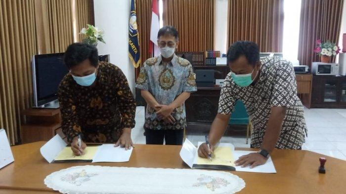 ITNY Jalin Kerjasama dengan PT Novita Persada Yogyakarta, Siapkan Lulusan yang Kompeten