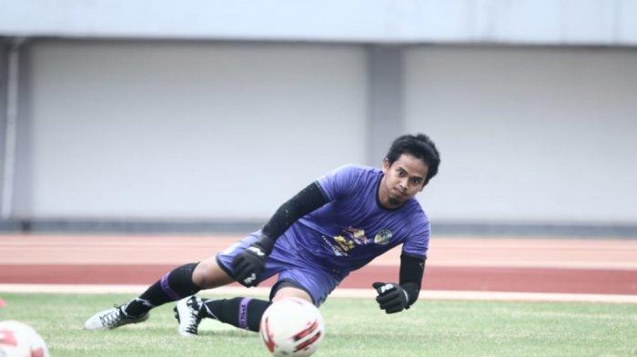 Selain Persiba Bantul, Eks Kiper PSIM Yogyakarta Diminati PS Satria Adikarta Untuk Kompetisi Liga 3