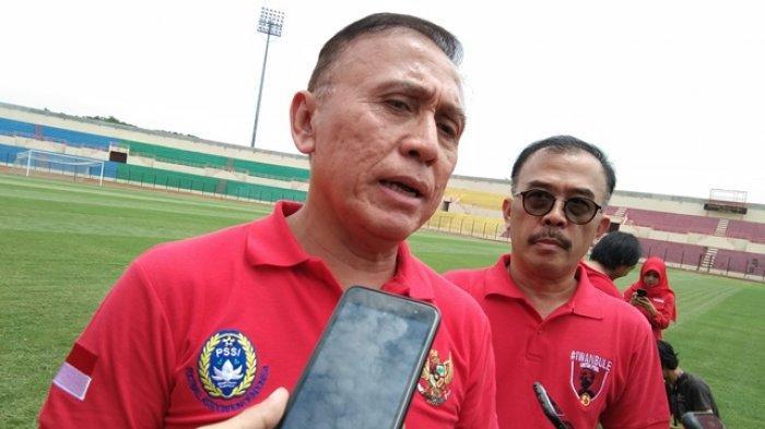 Ketua Umum PSSI Resmi Nyatakan Mundur dari Jabatan Sekretaris Utama Lemhanas RI